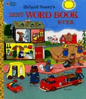 Best Word Book Ever! - Richard Scarry