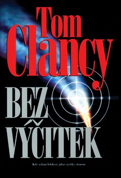 Bez výčitek - Tom Clancy