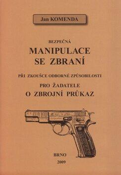 Bezpečná manipulace se zbraní při zkoušce odborné způsobilosti - Jan Komenda