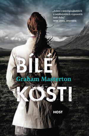 Bílé kosti - Graham Masterton