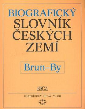 Biografický slovník českých zemí, 8. sešit (Brun-By) - Pavla Vošahlíková
