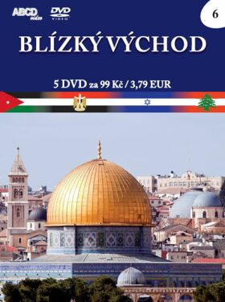 Blízký východ - 5 DVD - neuveden