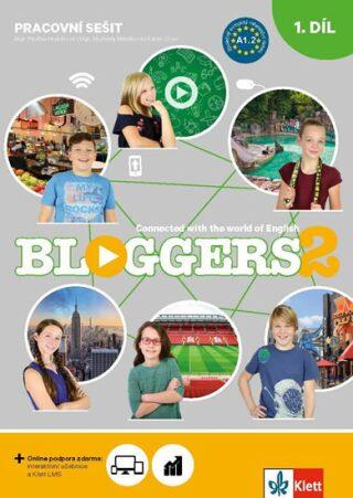 Bloggers 2 (A1.2) – 2dílný pracovní sešit + žákovská licence - neuveden