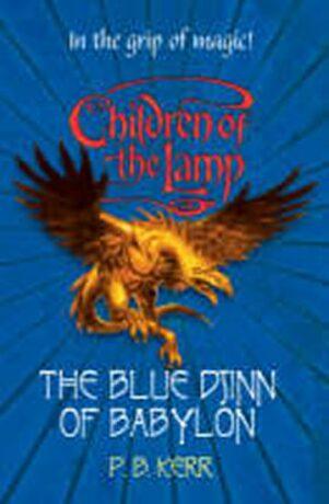 Blue Djinn of Babylon - P. B. Kerr