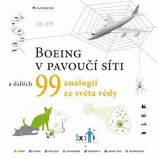 Boeing v pavoučí síti a dalších 99 analogií ze věta vědy - Joel Levy
