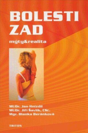 Bolesti zad - mýty a realita - Jan Hnízdil - e-kniha
