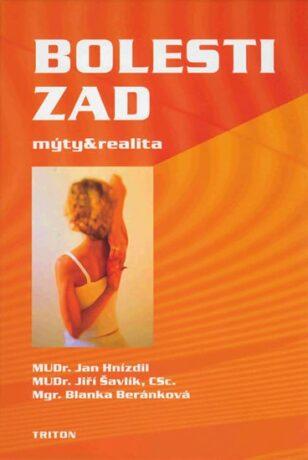 Bolesti zad: mýty a realita - Jan Hnízdil