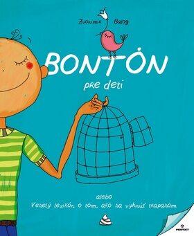 Bontón pre deti - Zvonimir Balog