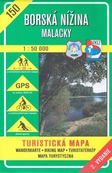 Borská nížina Malacky 1:50 000 -