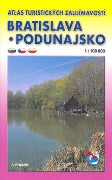 Atlas turistických zaujímavostí Bratislavsko Podunajsko -