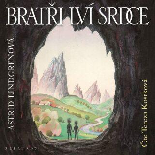 Bratři Lví srdce - Astrid Lindgren - audiokniha