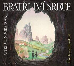 Bratři Lví srdce - Astrid Lindgrenová - audiokniha