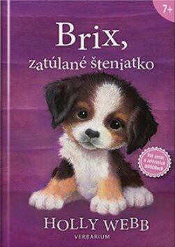 Brix, zatúlané šteniatko - Holly Webb
