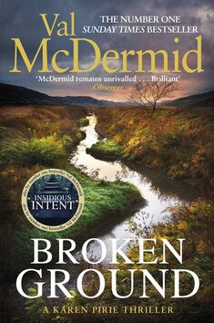 Broken Ground - Val McDermidová