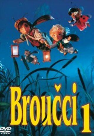Broučci 1. - DVD - Jan Karafiát