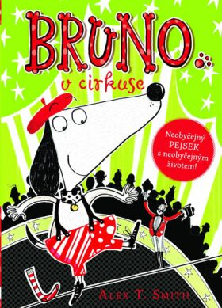 Bruno v cirkuse - Alex T. Smith