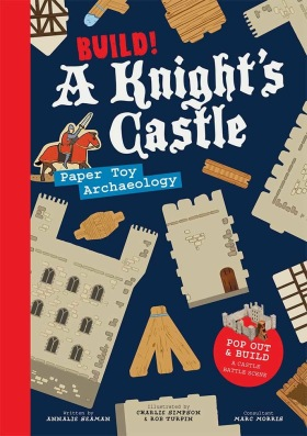 Build! A Knight's Castle - A castle siege to press out and build - Kolektiv