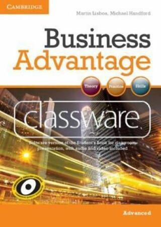 Business Advantage Advanced Classware DVD-ROM - Michael Handford, Martin Lisboa