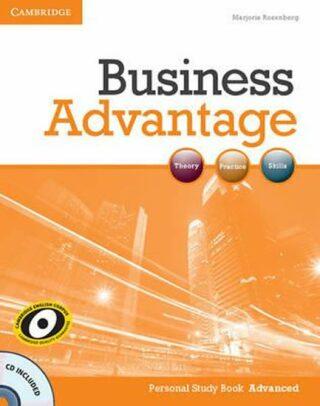 Business Advantage Advanced Personal Study Book with Audio CD - Michael Handford, Martin Lisboa