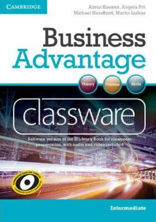 Business Advantage Intermediate Classware DVD-ROM - Kolektiv