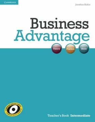 Business Advantage Intermediate Teachers Book - Kolektiv