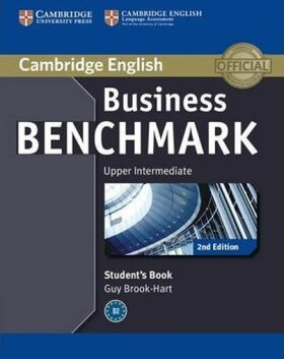 Business Benchmark Upper Intermediate BULATS Students Book - Guy Brook-Hart