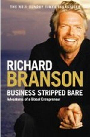 Business Stripped Bare - Richard Branson