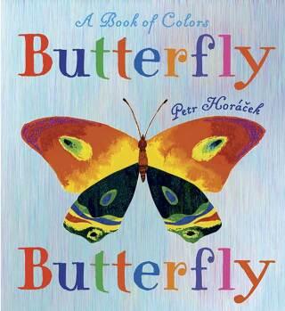 Butterfly: A Book of Colors - Petr Horáček