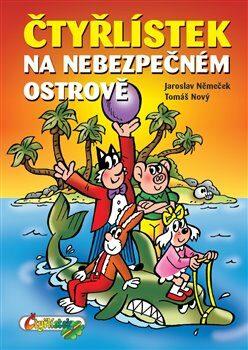 Čtyřlístek na nebezpečném ostrově - Tomáš Nový