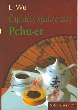 Čaj, který spaluje tuky Pchu-er - Li Wu