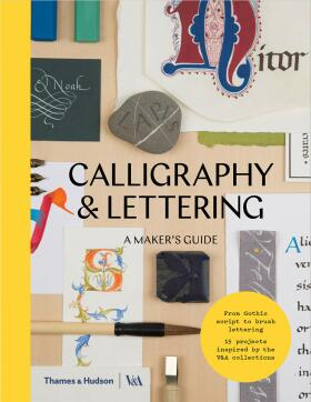 Calligraphy & Lettering - Denise Lach