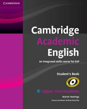 Cambridge Academic English B2 Upper Intermediate Students Book - Craig Thaine