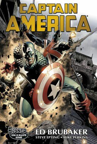Captain America - omnibus 2 - Ed Brubaker, Epting Steve
