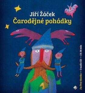 Čarodějné pohádky - Jiří Žáček - audiokniha