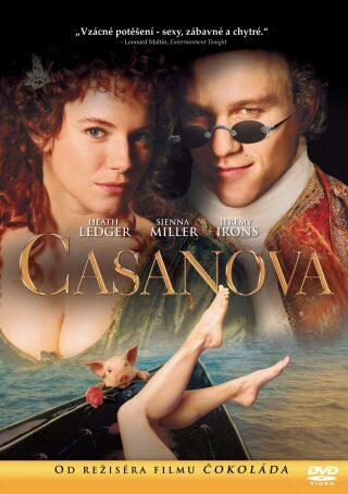 Casanova (2005) - DVD