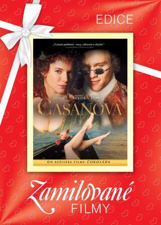 Casanova (2005) - Edice zamilované filmy - DVD