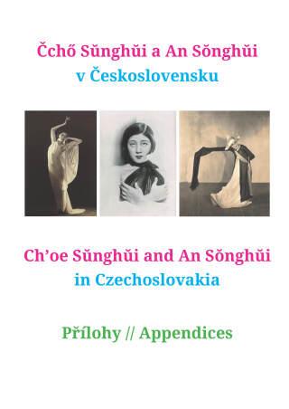 Čchö Sŭnghŭi a An Sŏnghŭi v Československu - Kolektiv