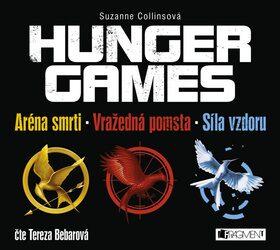 Hunger Games – komplet - Suzanne Collinsová