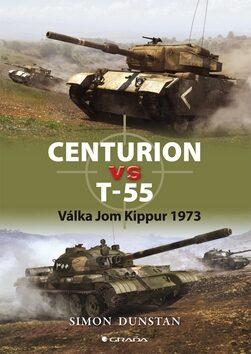 Centurion vs T-55 - Simon Dunstan