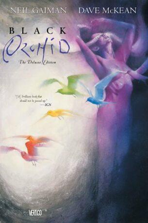 Černá orchidej - Neil Gaiman, McKean Dave