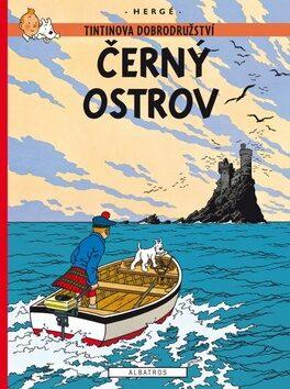 Tintin 7 - Černý ostrov - Herge
