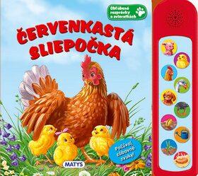 Červenkastá sliepočka -