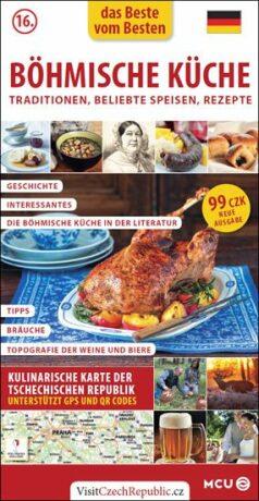 Česká kuchyně - kapesní průvodce/německy - Jan Eliášek, Petr Stupka