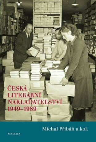 Česká literární nakladatelství - Michal Pribáň