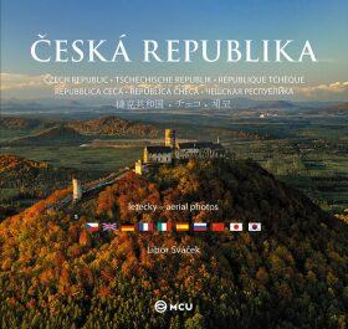 Česká republika letecky - střední /vícejazyčná - Libor Sváček