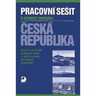 Česká republika - pracovní sešit k učebnici zeměpisu pro 8. a 9. r. ZŠ - Milan Holeček, Stanislav Tlach