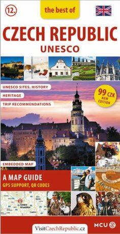 Česká republika UNESCO - kapesní průvodce/anglicky - Jan Eliášek