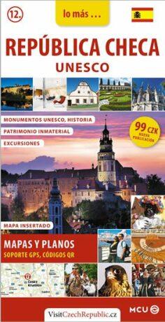 Česká republika UNESCO - kapesní průvodce/španělsky - Jan Eliášek