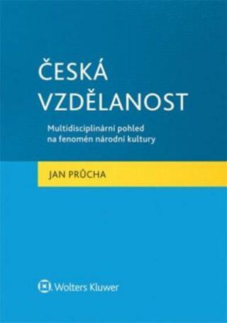 Česká vzdělanost - Jan Průcha