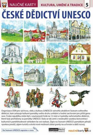 České dědictví UNESCO - Naučné karty - neuveden